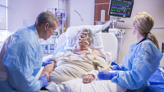 Interventions such as daily spontaneous waking trials can help patients avoid injuries associated with intensive care.