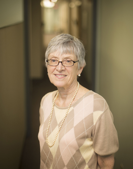 Kathryn Edwards, MD, was honored for her contributions to pediatrics and vaccine research.