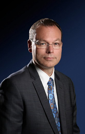 Vice Chancellor Jeff Balser (Vanderbilt)