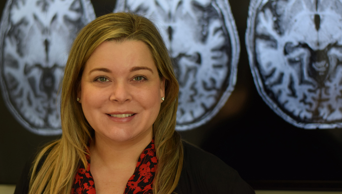 Angela Jefferson, PhD, is the founding director of the Vanderbilt Memory and Alzheimer's Center, VUMC's newest freestanding institutional center.