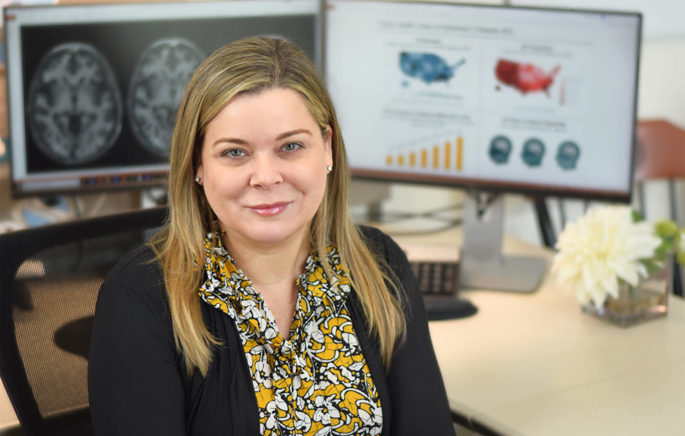 Angela Jefferson, PhD, and colleagues are establishing an Alzheimer's Disease Research Center at VUMC.