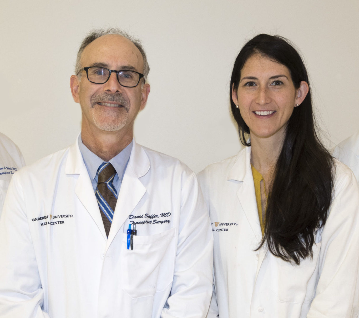David Shaffer, MD, and Rachel Forbes, MD
