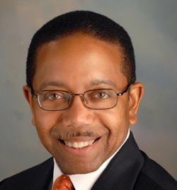 The Rev. Kenneth Robinson