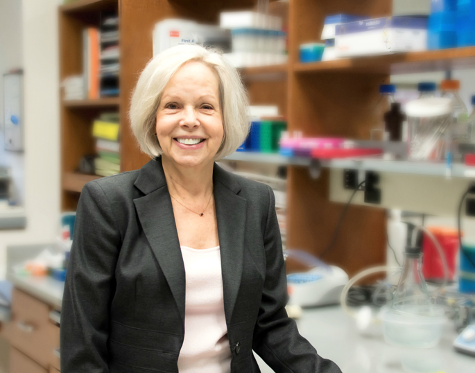 Ann Richmond, PhD, is stepping down from her role as associate director for Research Education at Vanderbilt-Ingram Cancer Center.
