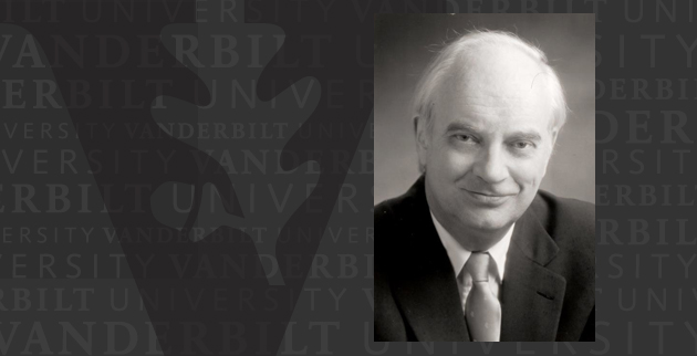 Samuel T. McSeveney in an undated photo (Vanderbilt University)