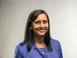 Tuya Pal, associate professor of medicine and Ingram Associate Professor of Cancer Research (Daniel Dubois/Vanderbilt)