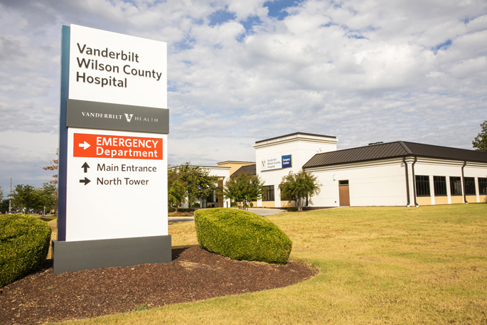 Vanderbilt Wilson County Hospital's (VWCH) Emergency Department transitioned to become part of Vanderbilt University Medical Center's Department of Emergency Medicine.